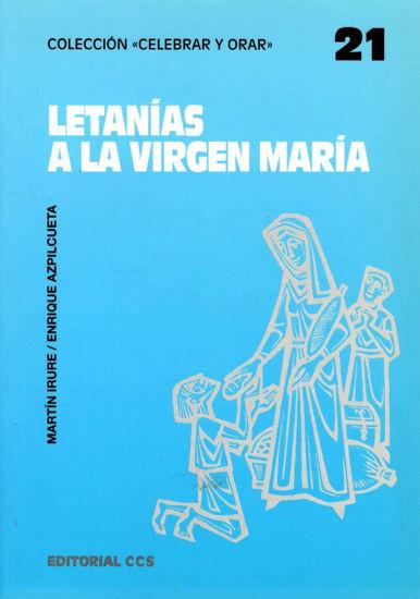 LETANIAS A LA VIRGEN MARIA #21