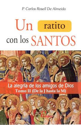 Picture of UN RATITO CON LOS SANTOS II (PAULINAS PERU)