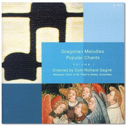 CD.GREGORIAN MELODIES 1