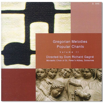 CD.GREGORIAN MELODIES 2