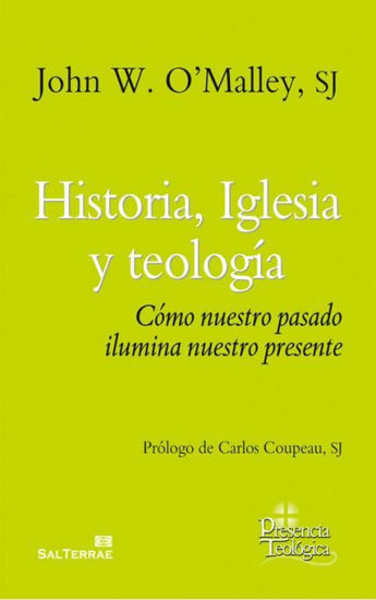 HISTORIA IGLESIA Y TEOLOGIA #259 (ST)