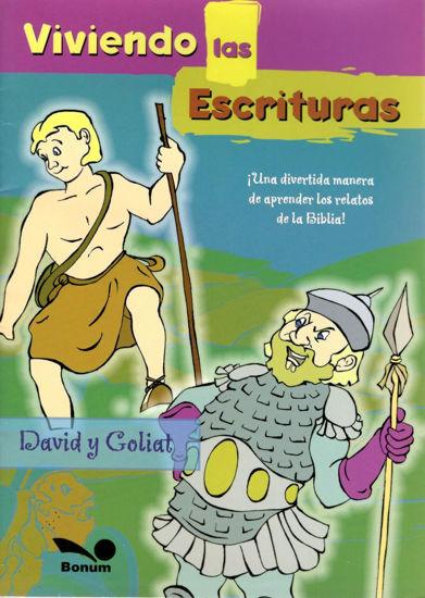 DAVID Y GOLIAT (BONUM)