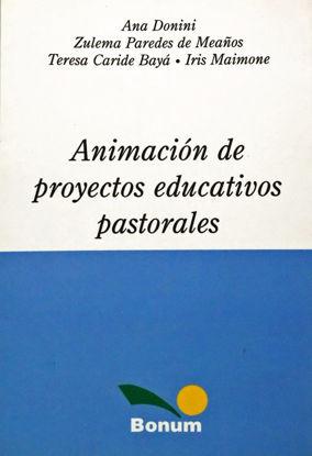 ANIMACION DE PROYECTOS EDUCATIVOS PASTORALES