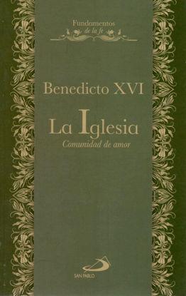 IGLESIA COMUNIDAD DE AMOR BENEDICTO XVI
