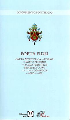 PORTA FIDEI (PAULINAS SANTO DOMINGO)