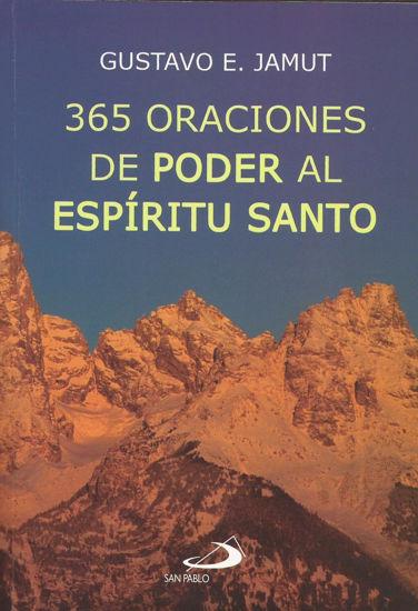 365 ORACIONES DE PODER AL ESPIRITU SANTO