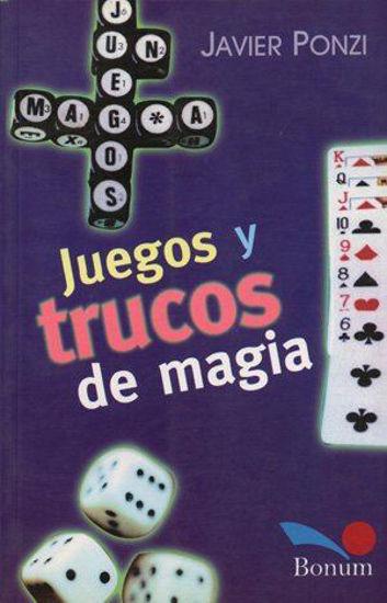JUEGOS Y TRUCOS DE MAGIA