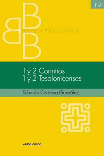 1 Y 2 CORINTIOS 1 Y 2 TESALONICENSES