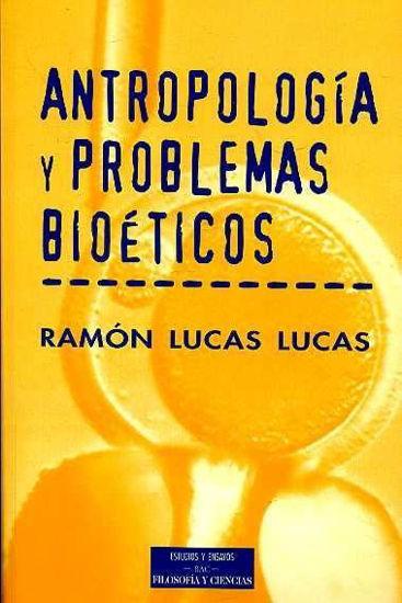 ANTROPOLOGIA Y PROBLEMAS BIOETICOS #21