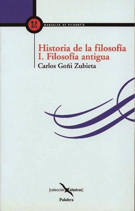 HISTORIA DE LA FILOSOFIA I #3