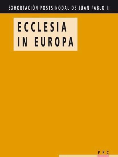 ECCLESIA IN EUROPA
