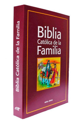 BIBLIA CATOLICA DE LA FAMILIA (FLEXIBLE)