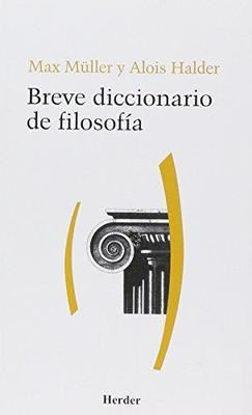 BREVE DICCIONARIO DE FILOSOFIA