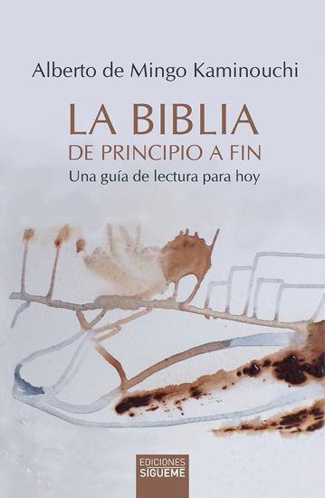 BIBLIA DE PRINCIPIO A FIN (SIGUEME) LIBRERIA PAULINAS