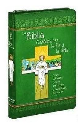 Picture of BIBLIA CATOLICA PARA LA FE Y LA VIDA (VD) CON FORRO