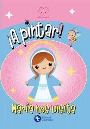 A PINTAR MARIA NOS VISITA - LIBRERIA PAULINAS