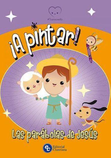 PINTAR LAS PARABOLAS DE JESUS - LIBRERIA PAULINAS