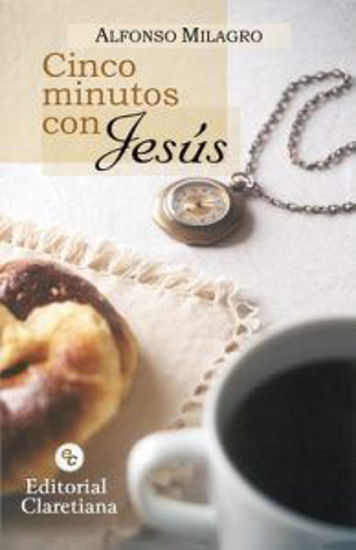 CINCO MINUTOS CON JESUS - libreria Paulinas