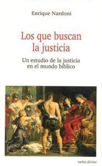 Los que buscan la justicia - LIBRERIA PAULINAS