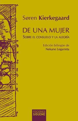 DE UNA MUJER #122 (SIGUEME) LIBRERIA PAULINAS