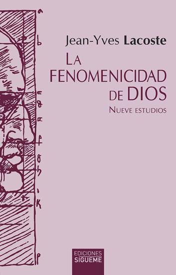 FENOMENICIDAD DE DIOS #120 (SIGUEME) - LIBRERIA PAULINAS
