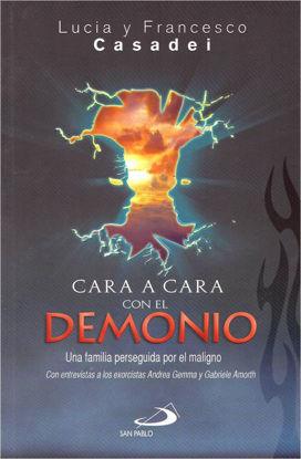 CARA A CARA CON EL DEMONIO - libreria paulinas