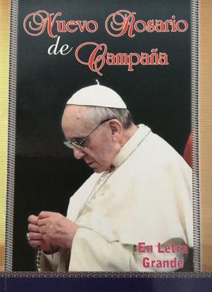Picture of NUEVO ROSARIO DE CAMPAÑA LETRA GRANDE
