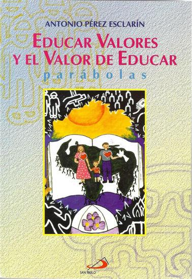 Picture of EDUCAR VALORES Y EL VALOR DE EDUCAR