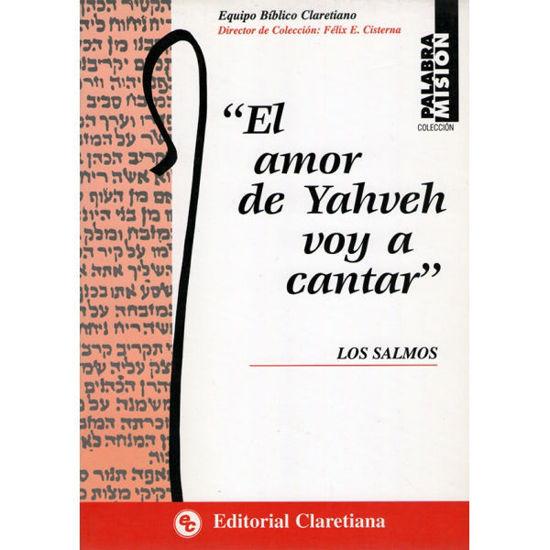Picture of AMOR DE YAHVEH VOY A CANTAR #5 LOS SALMOS