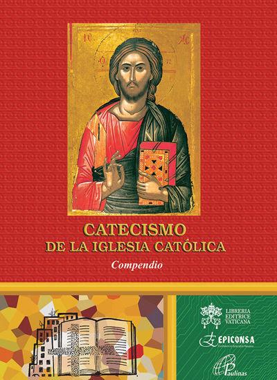 Picture of CATECISMO DE LA IGLESIA CATOLICA COMPENDIO  (PERU/FLEXIBLE)