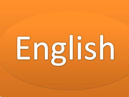 Cuadro para la categoría Inglés