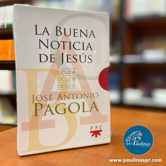 Picture of BUENA NOTICIA DE JESUS A B C ESTUCHE (PPC)