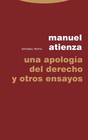Picture of APOLOGIA DEL DERECHO Y OTROS ENSAYOS  (TROTTA)