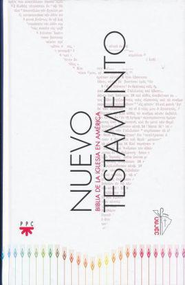 Picture of NUEVO TESTAMENTO (PPC) BIBLIA DE LA IGLESIA EN AMERICA