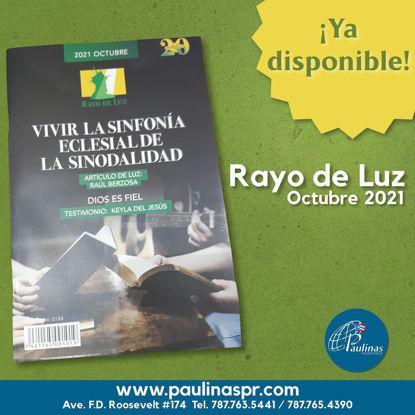 Picture of RAYO DE LUZ (OCTUBRE)