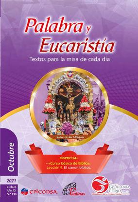 Picture of PALABRA Y EUCARISTIA OCTUBRE 2021 DIGITAL DESCARGABLE