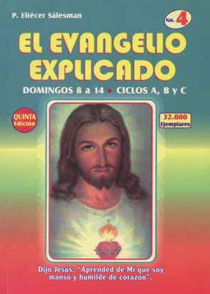 Picture of EVANGELIO EXPLICADO 4