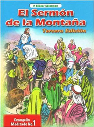 Picture of SERMON DE LA MONTAÑA (EVANGELIO MEDITADO) 1