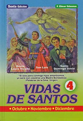 Picture of VIDAS DE SANTOS 4