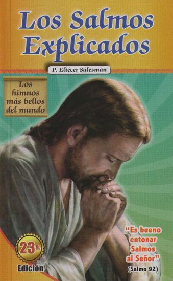 Picture of SALMOS EXPLICADOS (SALESIANOS)