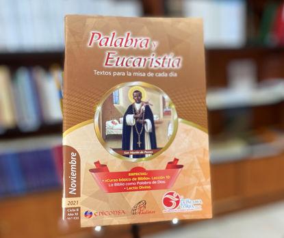 Picture of PALABRA Y EUCARISTIA (NOVIEMBRE)