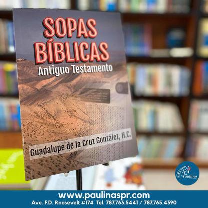 Picture of SOPAS BIBLICAS ANTIGUO TESTAMENTO (MENSAJERO)