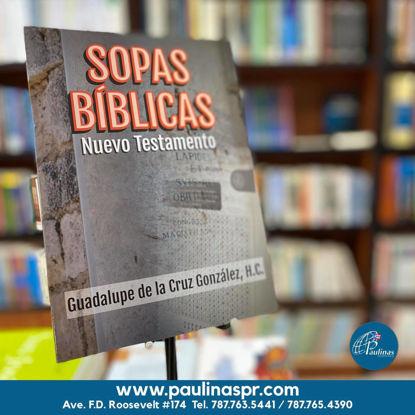 Picture of SOPAS BIBLICAS NUEVO TESTAMENTO (MENSAJERO)